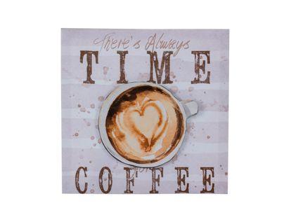 cuadro-decorativo-28x28cm-3d-time-coffee-7701016441650