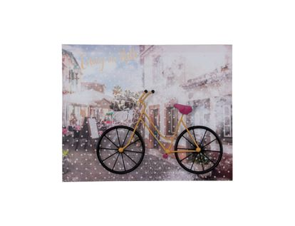 cuadro-decorativo-3d-bicicleta-ocre-50-x-40-cm-7701016441742