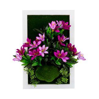 planta-artificial-con-marco-flores-lila-3300150004048