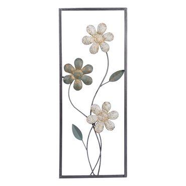 cuadro-decorativo-20-cm-x-51-cm-metalico-flores-6-petalos-blanco-y-gris-7701016512343
