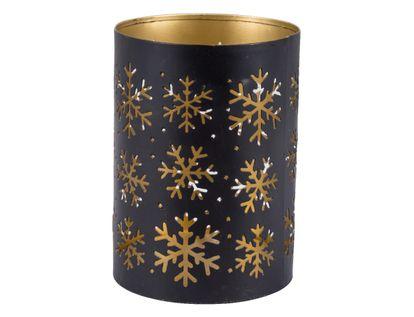 candelabro-copos-de-nieve-metalico-negro-y-dorado-10-5-cm-x-14-cm-7701016691826