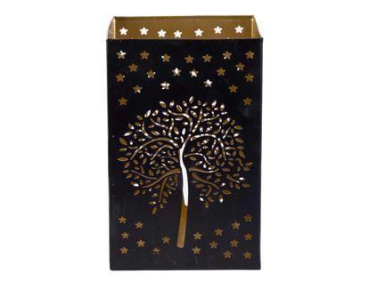 candelabro-cuadrado-negro-diseno-arbol-7701016506274