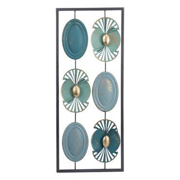 cuadro-decorativo-25-cm-x-61-cm-metalico-ovalos-verde-y-dorado-7701016512299