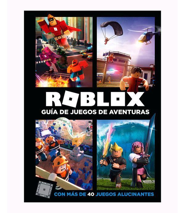 Roblox Guía De Juegos De Aventuras Panamericana New