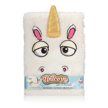 libreta-con-peluche-unicornio-a5-5037200057782