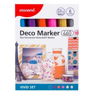 marcadores-deco-por-6-unidades-tonos-intensos-8801067446303