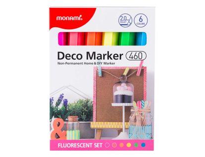 marcadores-deco-por-6-unidades-tonos-fluorescentes-8801067446334