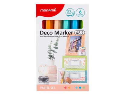 marcadores-deco-por-6-unidades-tonos-pasteles-8801067446372