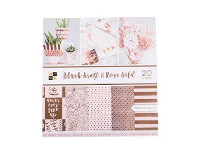 block-x-20-hojas-blush-kraft-and-rose-gold-611356322175