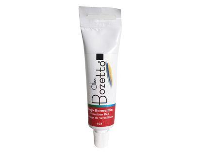 oleo-bozetto-50ml-rojo-bermellon-403-7707227485490