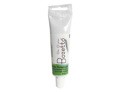 oleo-bozetto-50ml-verde-permanente-claro-505-7707227485582