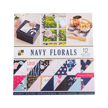 block-scrap-por-36-hojas-diseno-navy-florals-611356090692