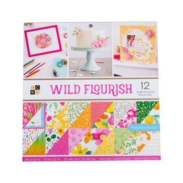 block-scrap-por-36-hojas-diseno-wild-flourish-611356090708