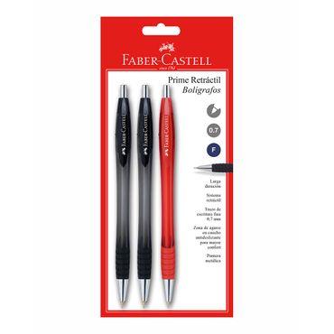 boligrafo-faber-castell-prime-x-3-unidades-2-negros-y-1-rojo--7703336221295