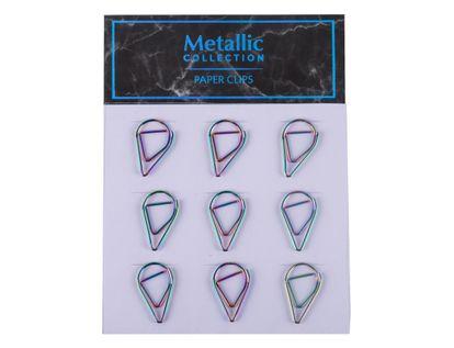 clip-x-9-piezas-gotas-de-agua-tornasol-metalico-6971706320027