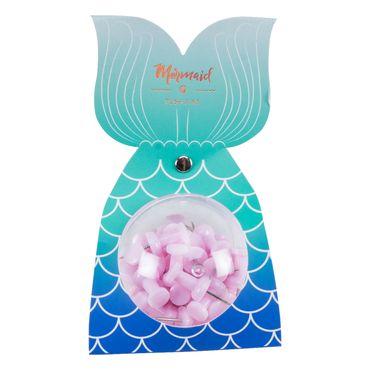 chinche-plastico-40-pzas-rosado-sirena-6971706320287