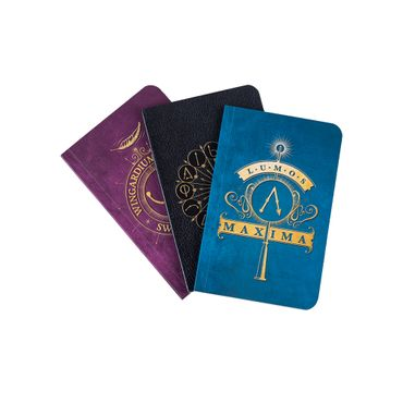 set-de-agendas-harry-potter-diagon-alley-spells-9781683833581