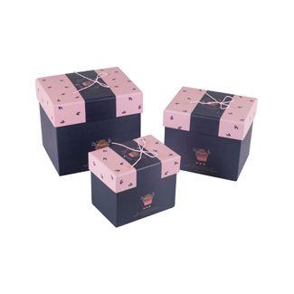 set-x-3-caja-de-regalo-azul-tapa-rosada-con-oso-7701016580045