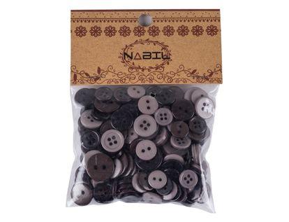 botones-redondos-de-plastico-x-40-g-negros-7701016417228