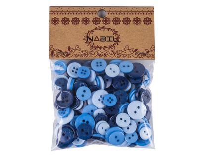 botones-redondos-de-plastico-x-40-g-azules-7701016417273
