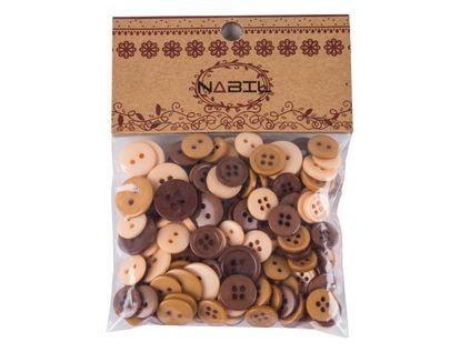 botones-redondos-de-plastico-x-40-g-cafes-7701016417297