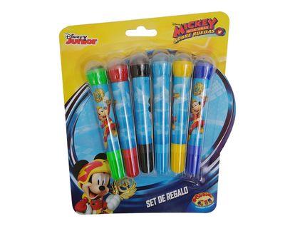 set-plumones-x-6-unidades-sellos-mickey-7515110036342