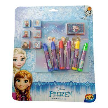 set-escritura-14-piezas-frozen-7515400038032