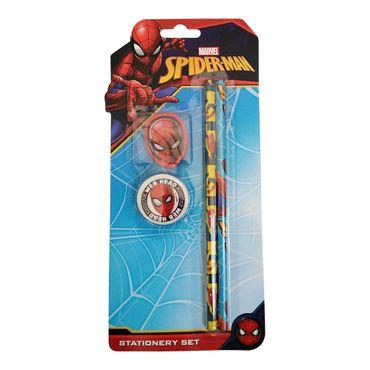 set-escritura-4-piezas-spiderman-7515400089126
