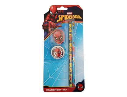 set-escritura-4-piezas-spiderman-7515400089126