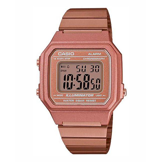 5b43e78e8804 Reloj digital Casio B650WC5ADF para mujer