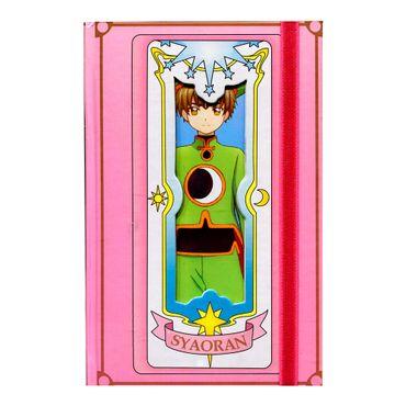 diario-sakura-card-captor-diseno-syaoran-9780201300024