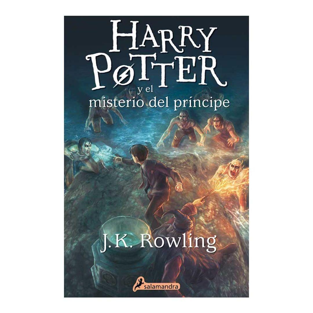 Harry Potter Y El Misterio Del Príncipe Panamericana