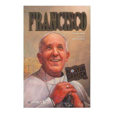 francisco-novela-grafica-9789974885332
