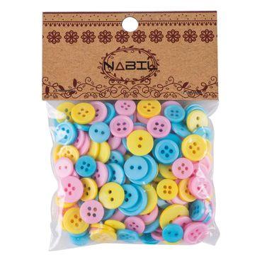 botones-redondos-de-plastico-x-40-gr-colores-7701016417327