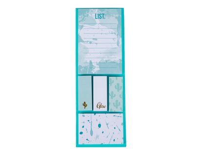 set-de-notas-adhesivas-list-verde-aguamarina-6971706320843