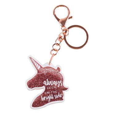 llavero-unicornio-oro-rosa-2-6971706320584
