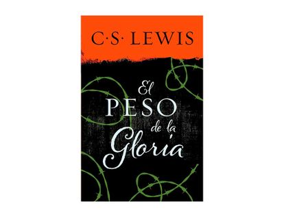 el-peso-de-la-gloria-9780829702408