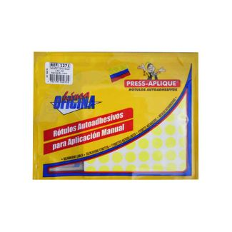 rotulos-adhesivos-amarillos-13-mm-7702739012714