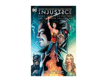 injustice-gods-among-us-year-three-the-complete-collection-9781401275242