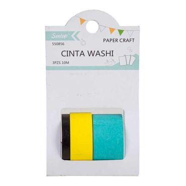 cinta-washi-tonos-azul-amarillo-y-negro-7701016508568