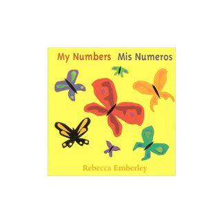 my-numbers-mis-numeros-9780316233507