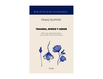 trauma-miedo-y-amor-9788425442131
