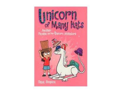 unicorn-of-many-hats-another-phoebe-and-her-unicorn-adventure-9781449489663