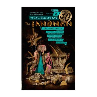 the-sandman-vol-2-the-doll-s-house-3th-anniversary-edition-9781401285067