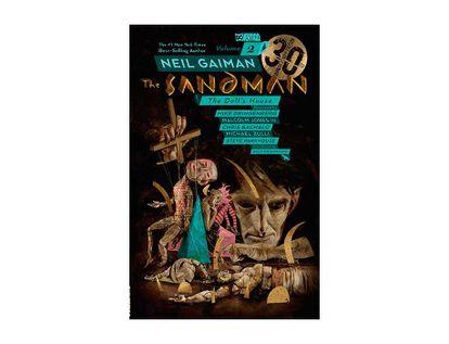 the-sandman-vol-2-the-doll-s-house-3th-anniversary-edition-9781401285067