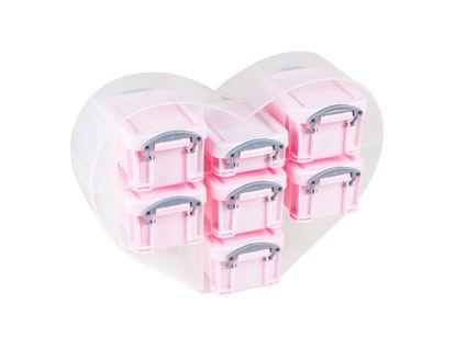 caja-organizadora-7-cajas-corazon-rosado-pastel-5060456653712
