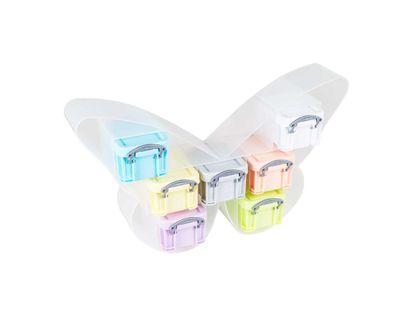 caja-organizadora-7-cajas-mariposa-colores-pastel-5060456653736