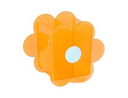 portautiles-flor-naranja-escarchado-5060456655723