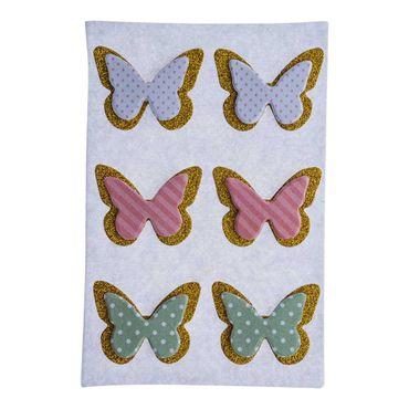 stickers-mariposa-cubierta-dorado-mbellish-6-piezas-9420041607937