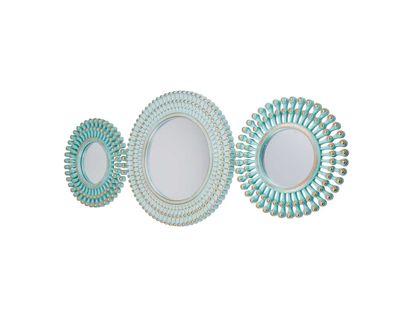 set-por-3-espejos-verde-menta-y-dorado-km3172-7701016568357